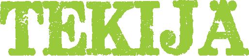 Tekijä tapahtuman logo